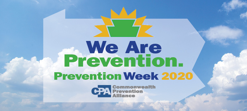 PAPrevention Week Website Home Page Panel